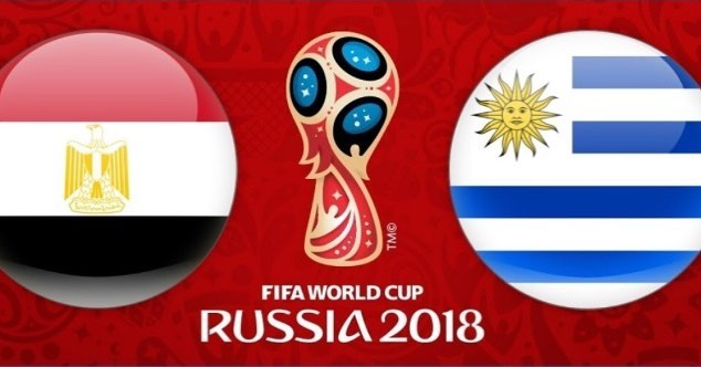 Watch the football match Egypt - Uruguay June 15, 2018 - Караоке клуб