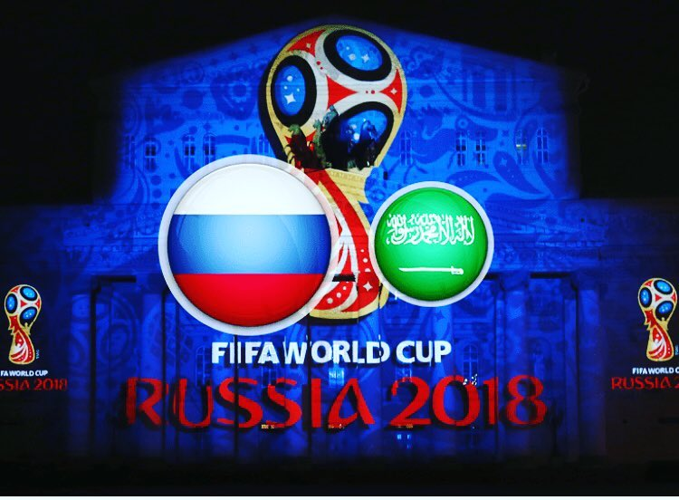 Russia - Saudi Arabia June 14 to watch in Yekaterinburg at the bar - Караоке клуб